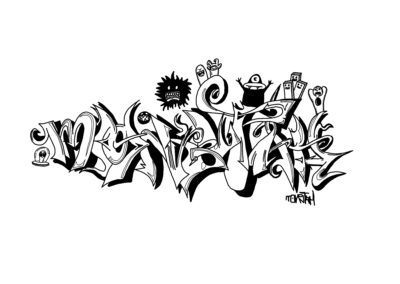 18. MonstaH Wildstyle